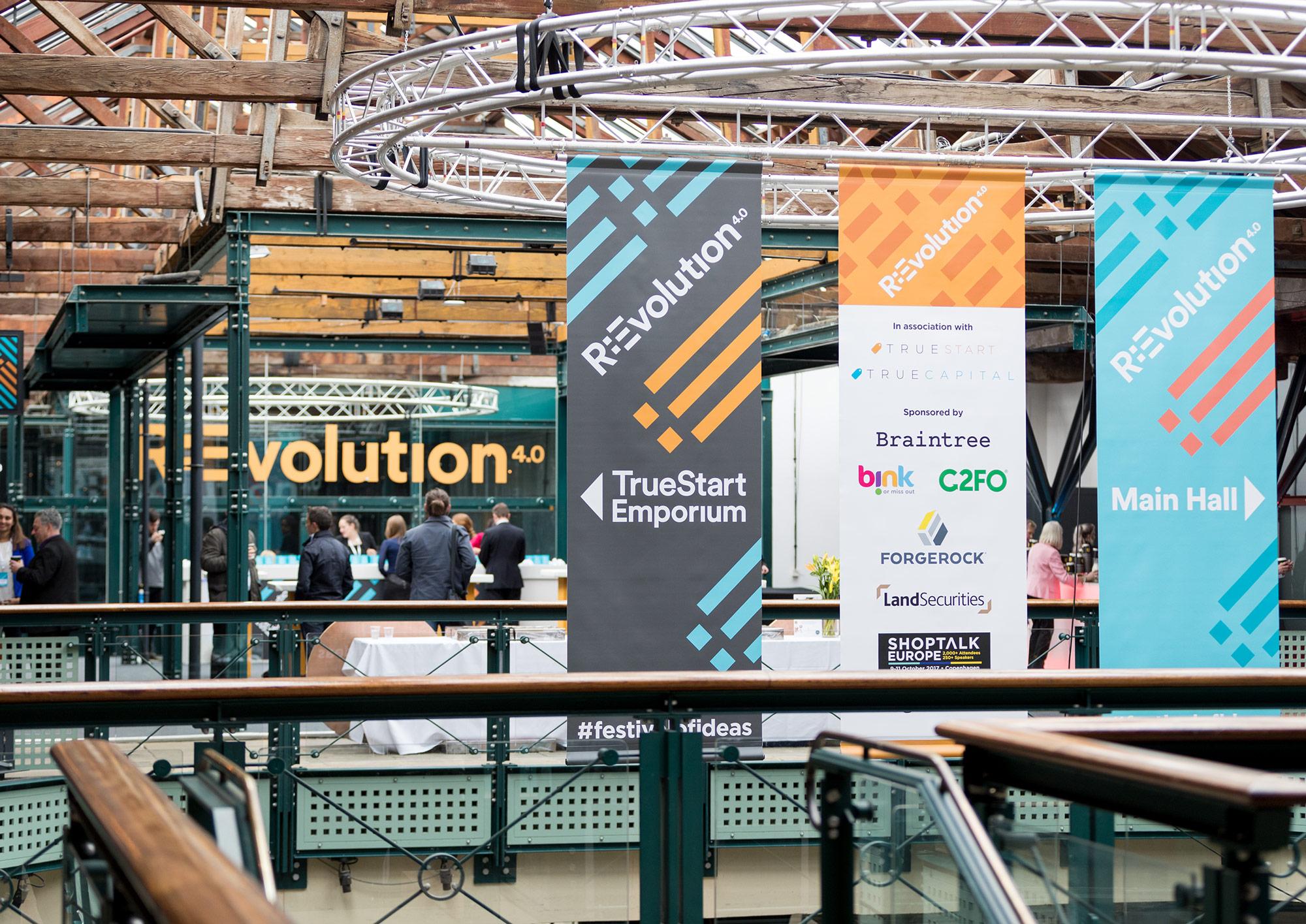 Revolution 4.0 - Festival of Ideas
