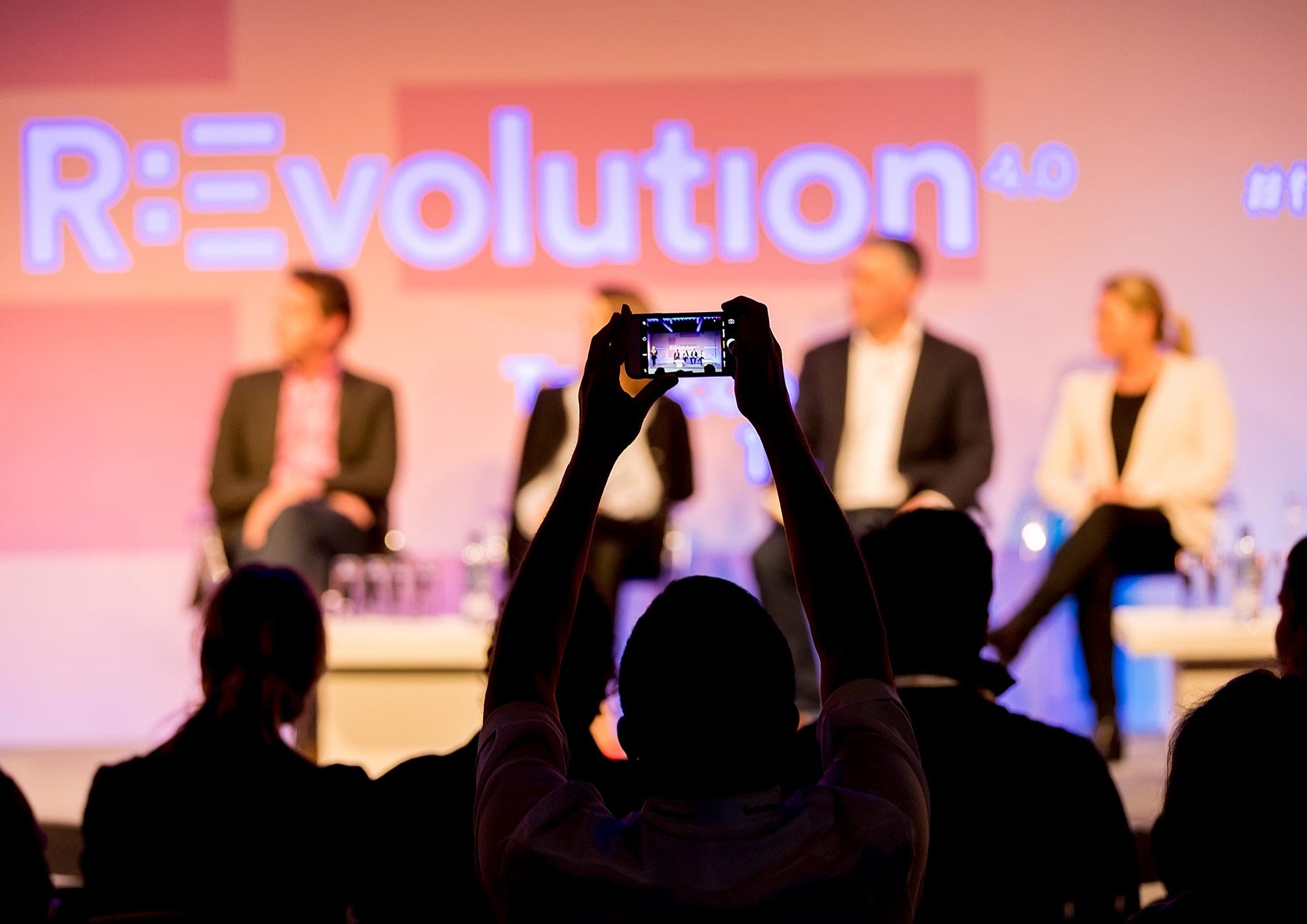 Revolution 4.0 - audience