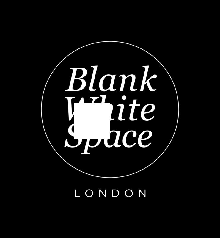 Blank White Space
