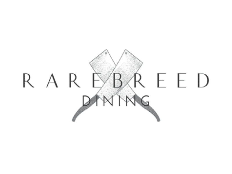 Rarebreed Dining logo