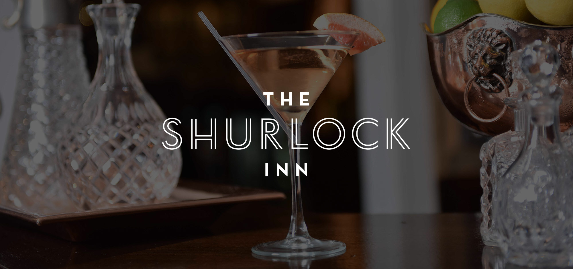 The Shurlock Inn main banner