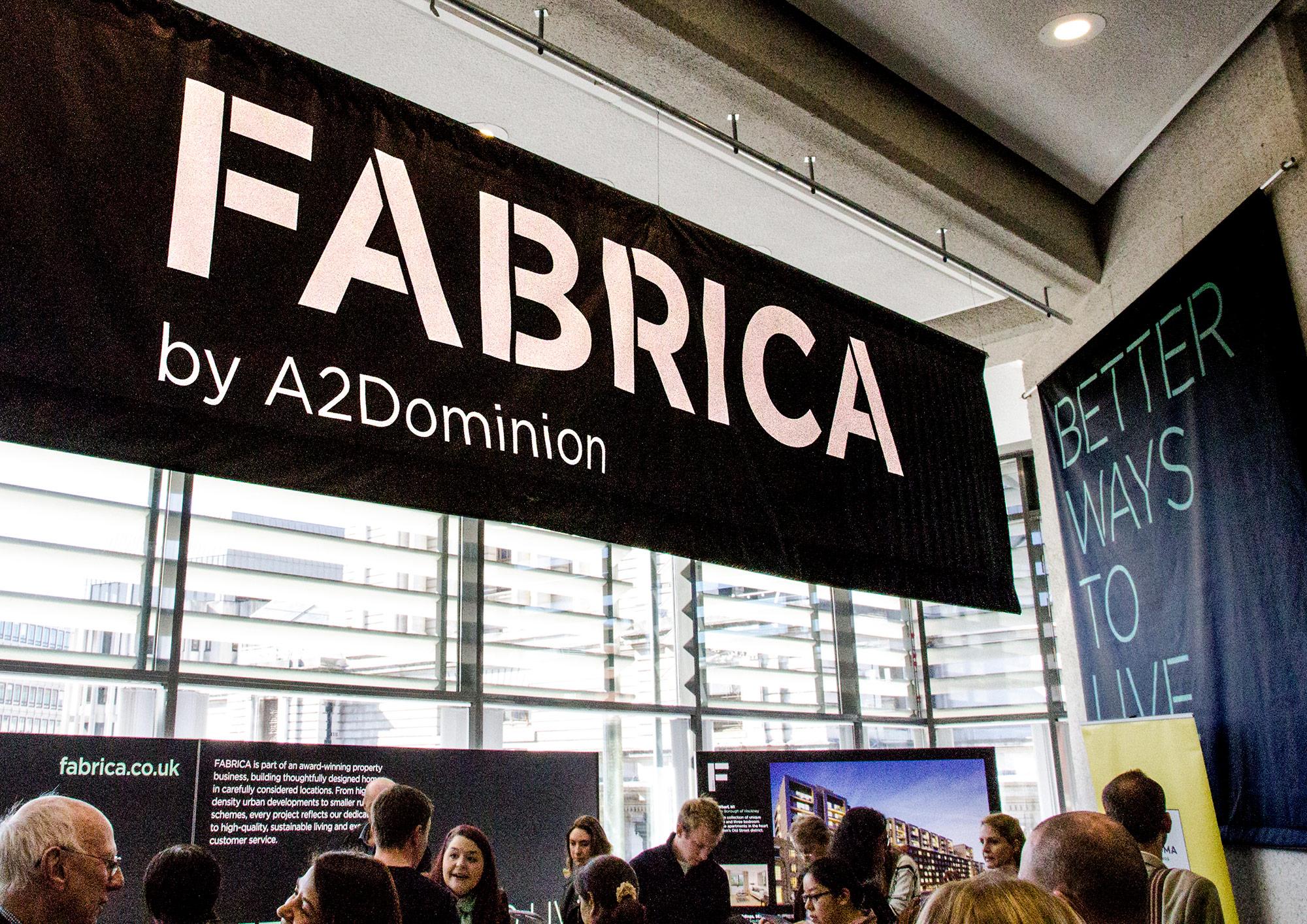FABRICA brand event
