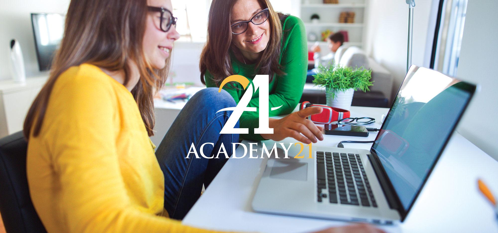 Academy21 main banner