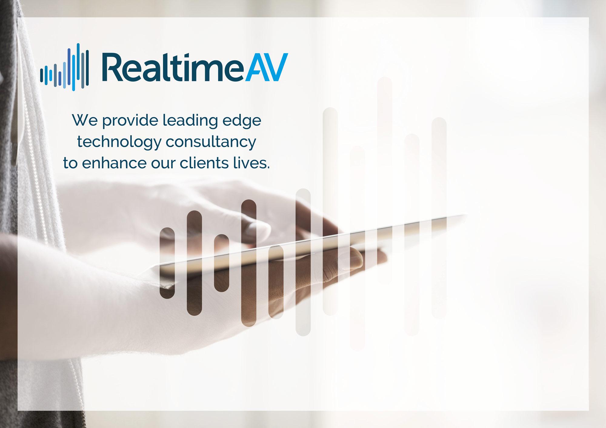 Realtime AV branding